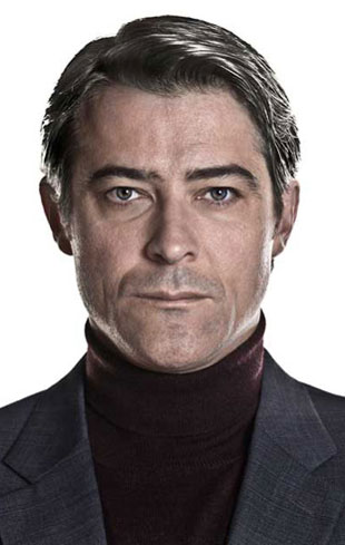 Goran Visnjic as Dragan Armansky