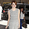 Pictures of Emma Stone at Live With Regis and Kelly