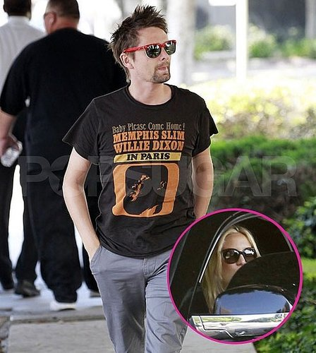 Kate Hudson Pictures Out in LA With Matthew Bellamy