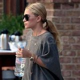 Ashley Olsen in NYC.