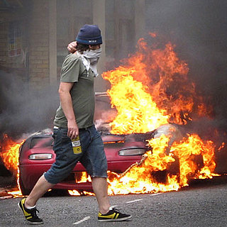 London Riots Prompt Social Network Ban