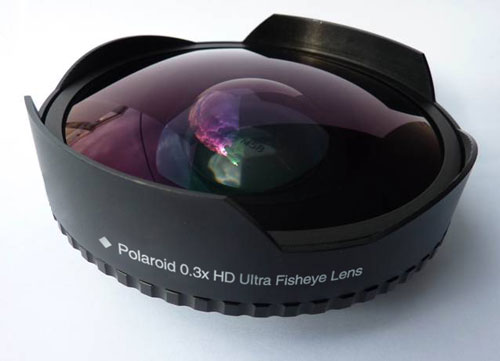 Polaroid HD Fisheye Lens ($270)