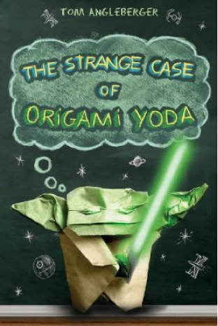 The Strange Case of Origami Yoda ($12.95)