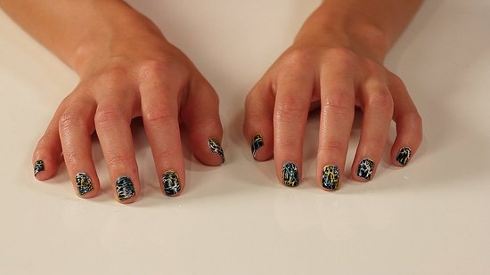 Celeb Manicurist Kimmie Kyee on How to Get Graffiti Nail Art