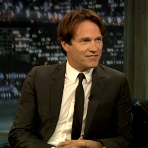 Stephen Moyer on Late Night With Jimmy Fallon [Video]