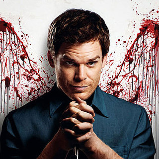 Dexter Season 6 Bloody Angel Wing Poster