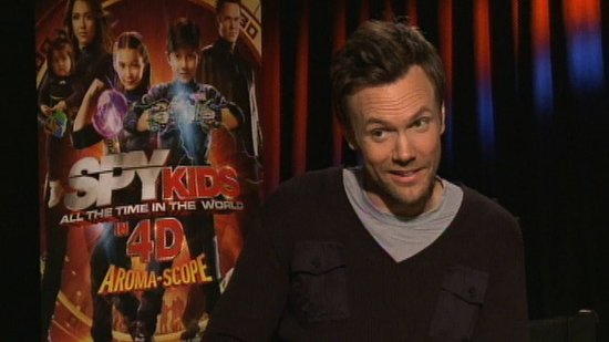 Joel McHale Talks Spy Kids and His Community Character's Life After College