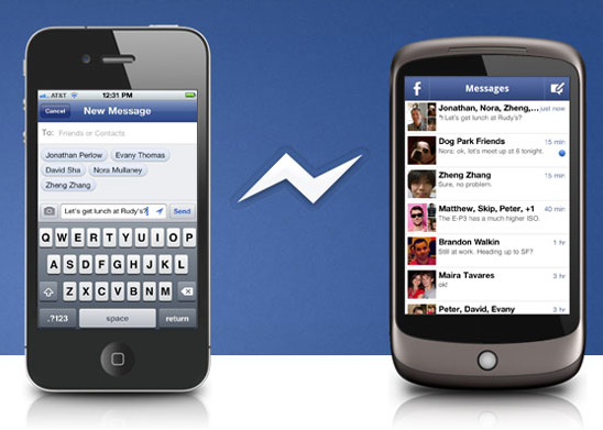 Facebook Messenger Hits the Scene