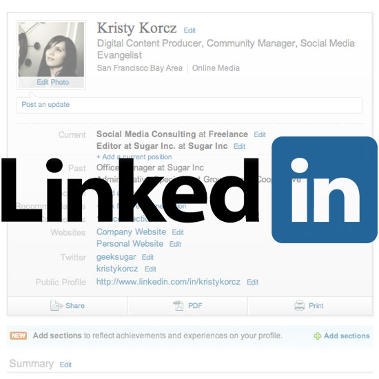 LinkedIn Gets Social Ads