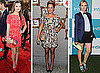 Pictures of This Week's Top Ten Best Dressed Celebrities, Including Rachel Zoe, Anne Hathaway and Jennifer Hawkins