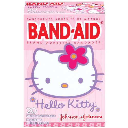 Hello Kitty Band-Aids