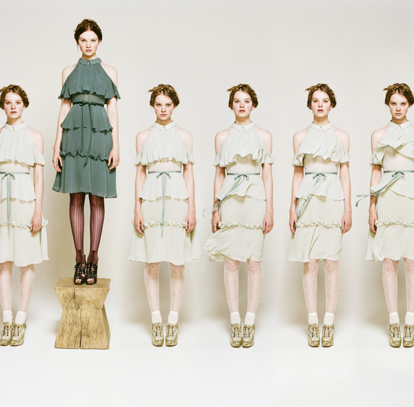 Rodarte for Opening Ceremony Fall 2011
