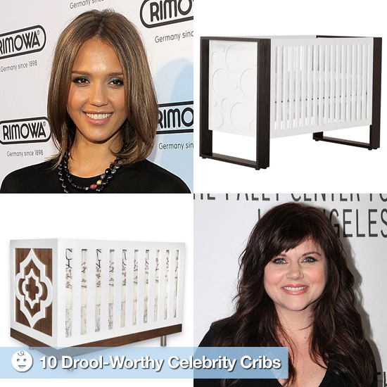 Celebaby Cribs: 10 Drool-Worthy Cribs For Celebrity Babies