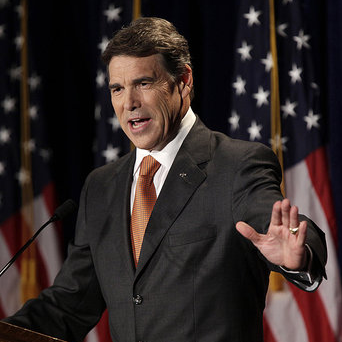 Rick Perry's Stance on HPV Vaccine and Abortion