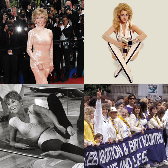10 Reasons We Love Jane Fonda