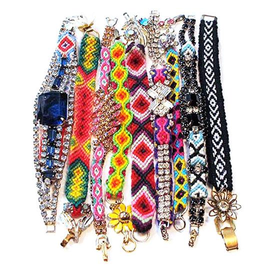 Именные браслеты из бисера с именем ника Вещи из бисера.