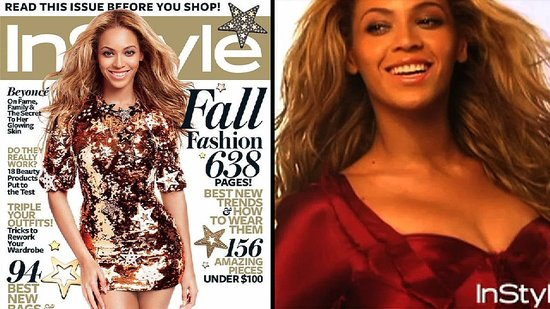 Video: Beyoncé Cozies Up to a Snake For Her Latest Sexy Shoot!