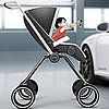 Picture of P&#039;4911 Stroller