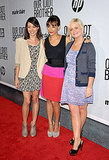 Amy Poehler, Rashida Jones, and Aubrey Plaza