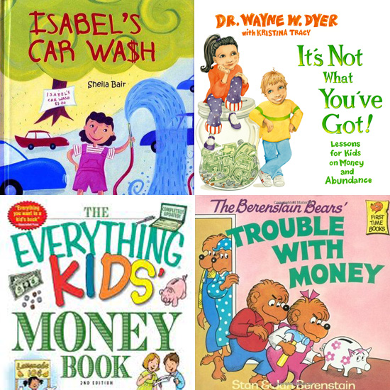 Dollars and Sense: Kids Books About Money