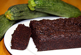 Vegan Chocolate Cranberry Zucchini Bread Recipe