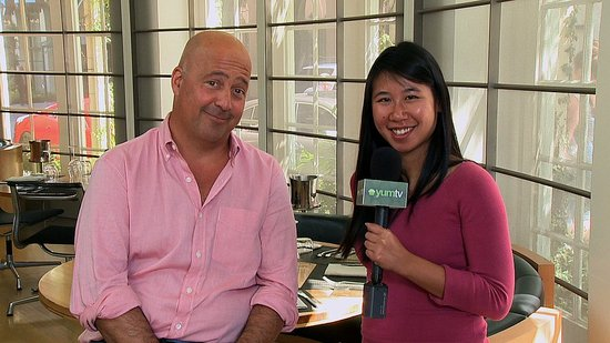 Bizarre Foods' Andrew Zimmern on Adventurous Eaters and Crazy Food Combos