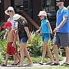 Reese Witherspoon, Jim Toth Picnic in Hawaii Pictures