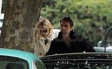 Kate Hudson rides bikes with Matthew Bellamy on Primrose Hill.
