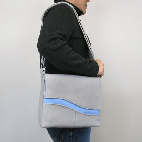 Messenger Bag Eco-Avia ($100)