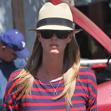 Nicky Hilton Has Addroable Summer Street Style