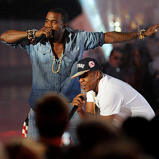 Jay-Z and Kanye West Perform at MTV VMAs 2011