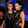 Justin Bieber and Selena Gomez 2001 VMA Pictures