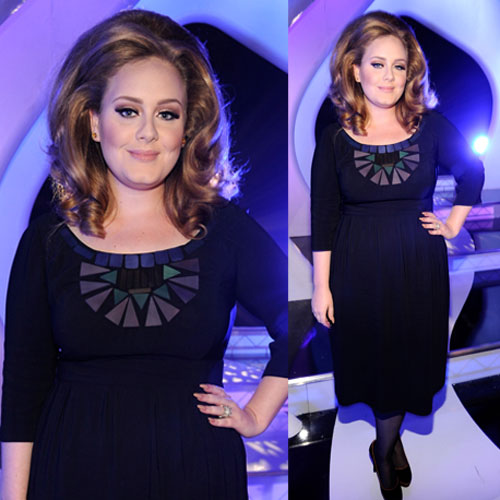Adele at 2011 MTV VMAs