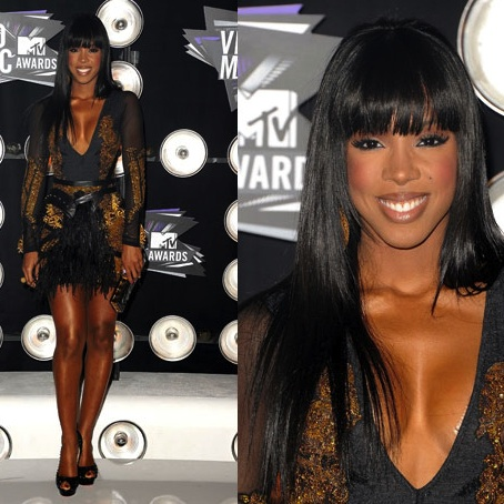 Kelly Rowland at 2011 MTV VMAs