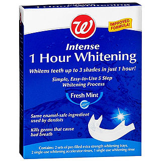 Review of Walgreens Intense One-Hour Whitening System