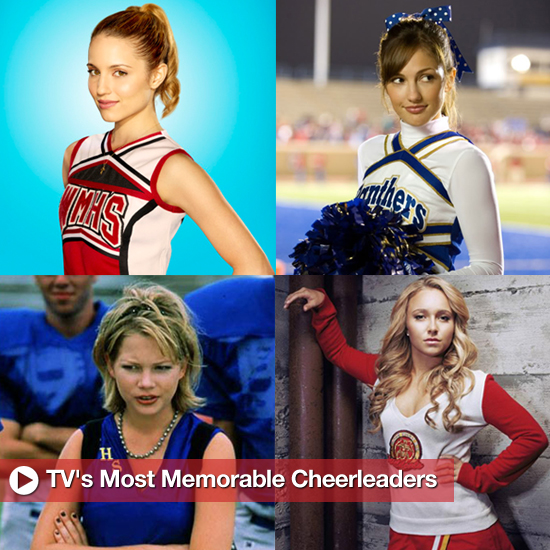 Ready, OK! TV's Most Memorable Cheerleaders