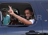 Will Smith in Miami.