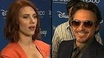 Video: Scarlett, RDJ, and More Talk Avengers, Muppets, HIMYM, and Grey's Anatomy!
