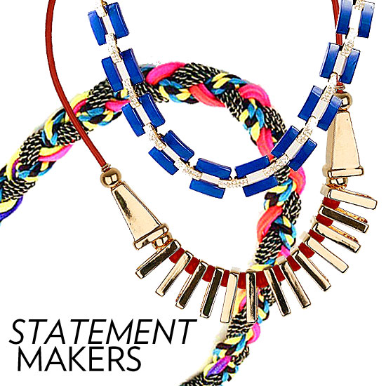 15 Seriously Cool Statement Necklaces Under $100