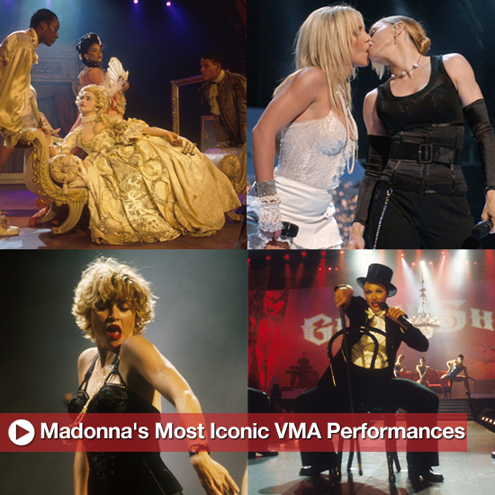 VMA Retrospective: Madonna's Most Iconic Performances