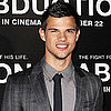 Taylor Lautner at Sydney Premiere of Abduction Pictures
