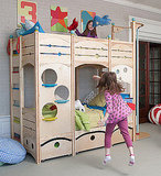 A Play Bunk to Call Their Own