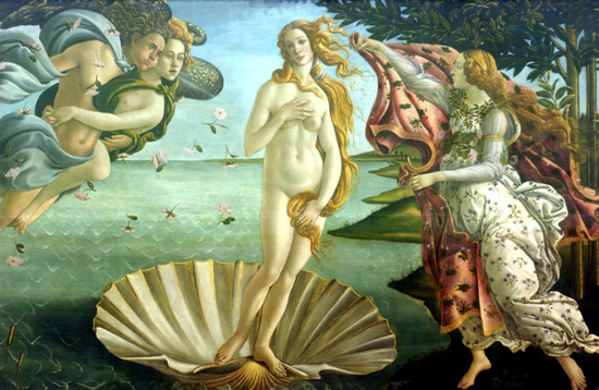 Aphrodite's Oyster