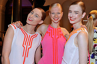 Pictures of Mercedes Benz Fashion Festival in Sydney: See RAFW in Review Runway Show!