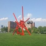Mark di Suvero Sculptures on Governors Island (Pictures)