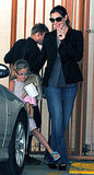 Pregnant Jennifer Garner Takes Violet Shopping Following Her Happy Baby News