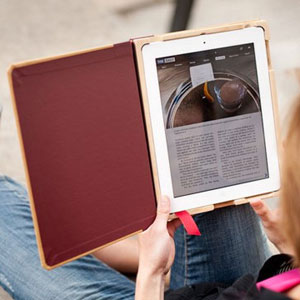 Durable iPad Case From Pad and Quill
