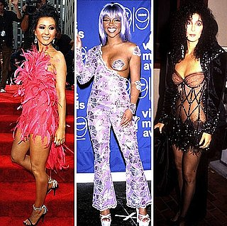 Crazy Fashion From the MTV Video Music Awards: See our Red Carpet Rewind From Over the Years!