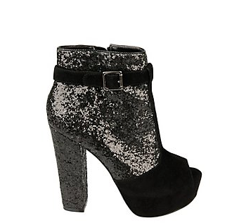 Steve Madden Hastt Glitter Shoes ($170)