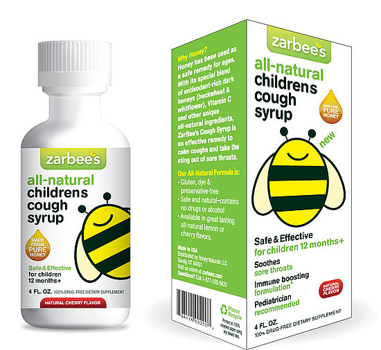 Zarbee&#039;s All-Natural Cough Syrup ($7)